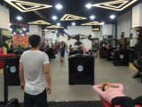 Nautilus equipamento de ginásio fitness / Leg Press
