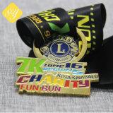 Le sport de haute qualité professionnelle des médailles de la course personnalisée