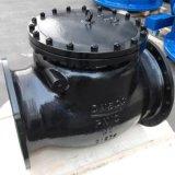 De no retorno de la API de hierro fundido de la válvula de retención de giro (H44).