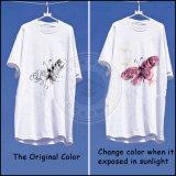 Pigmentos fotocromáticos, pigmento sensible a la luz, el cambio de color por la luz solar