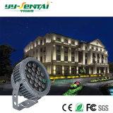 IP66 24W FOCO LED impermeable al aire libre para /cuadrado/Iluminación de jardín