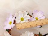 Boho 작풍 축제 머리띠 결혼식 머리 부속품 인공 꽃 크라운