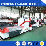 Precio barato de la cortadora del laser del metal de hoja de acero de carbón de 500W 1000W