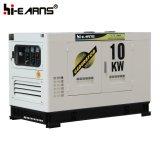 молчком охлаженный водой тепловозный комплект генератора 10kVA (GF2-10kVA)