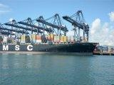 Het betrouwbare Overzeese Verschepen en Lucht die van Guangzhou aan Ghana verschepen