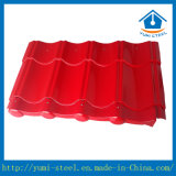 Easy Connection Prepainted Steel Corrugated Roofing Sheet for Cladding