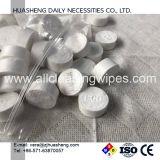 100 komprimierten das biodegradierbare Tuch-Tablette-Kapsel-Tuch-Kampieren