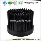 Precio razonable de hardware de aleta de pin del enfriador de forma de tubo de aluminio