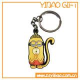 3D-ПВХ цепочки ключей/Custom мягкий ПВХ Keychains (YB-СУ-58)