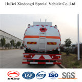 Caminhão de petroleiro resistente de Commerical do armazenamento de combustível
