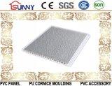 Comitato di parete della decorazione del soffitto del comitato del PVC (stampa normale, timbratura calda, laminazione)