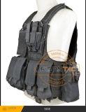 Veste tática militar com padrão de ISO para tático e a caça
