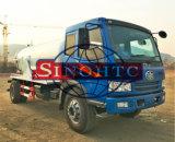 2500 galloni di camion di aspirazione, camion di aspirazione di vuoto 10m3
