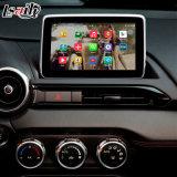 Rectángulo del sistema de navegación del GPS del androide 5.1 para la navegación video Mirrorlink del tacto de la mejora del interfaz de Mazda Mx-5