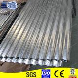 Lamiera di acciaio ondulata dello strato Gi/Gl del tetto