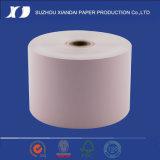 El papel térmico aceptable e impreso personalizado