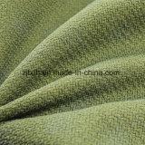 100 % polyester Tissu coloré fils teints Dobby pour canapé