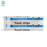 La parte superior de alta calidad de la fábrica pequeña pastillas tiras nasales para Anti ronquidos