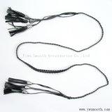 Decorazione della cinghia delle nappe dell'unità di elaborazione degli accessori dell'indumento di modo per il vestito