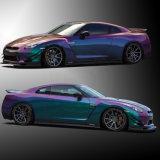 Le traitement de matériel de peinture voiture Kameleon Chameleon Pigment Chrome