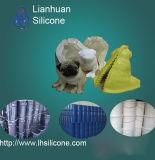 Chapa de piedra de hormigón baldosas&molde/caucho de silicona de moldeo para hormigón, piedra/Fácil molde de silicona RTV-2