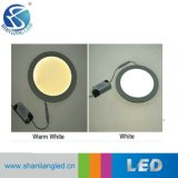 Indicatore luminoso di comitato messo doppio colore del soffitto LED di RoHS 6W 12W 18W del Ce