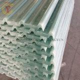 ガラス繊維FRPの屋根シート