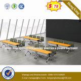 Cubículo caliente de la oficina del sitio de trabajo de las piernas del metal de los muebles de oficinas de la venta (UL-NM077)
