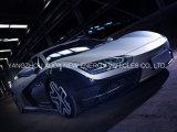 Nuova automobile sportiva elettrica venente delle 2 sedi