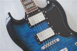 Гитара Sg Stock дешевой оптовой продажи Aiersi электрическая