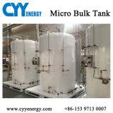 5m3 de Cryogene Vloeibare Tank van uitstekende kwaliteit van de Opslag van Co2
