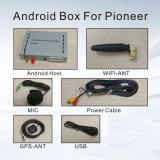 Коробка навигации GPS автомобиля HD Android для пионера с Mirrorlink, экрана касания