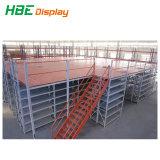 Racking personalizzato del magazzino del pallet di formato