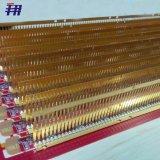 OEM 주문 각인 금에 의하여 도금되는 반도체 SMD LED 구리 지도 프레임