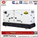 8 квт мощности Yangdong/10 ква бесшумный дизельный дома используется дизельный генератор