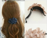 Cloth Fabric Flower Elegant Hairpins Korean Style To hate Claws To hate Pine