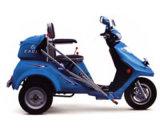 Tres ruedas motocicleta 1