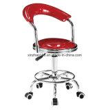 대량 가격 좋은 품질 조정가능한 회전대 카운터 발판 의자 바 의자