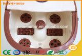 Rouleau-masseur électrique mm-15c de détox de circulation sanguine de pied