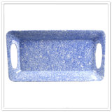 Bandeja da água da melamina de Homeware do preço de venda da fonte da fábrica