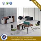 Moderner Entwurfs-Arbeitsplätze MDF-hölzerne Büro-Möbel (HX-TN161)