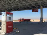 2017 de Nieuwe Automaat van het LNG van de Nauwkeurigheid van het Ontwerp Hoge voor de Bijtankende Post van het Gas