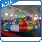 Super popular Mar inflable semi Barco inflable Disco Barco