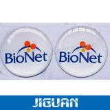 Polyuréthane coloré unique dôme clair stickers époxy