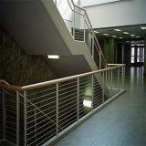 Balkon-/Terrasse-Edelstahl-Glasgeländer