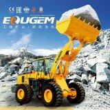 L'exploitation minière Eougem ZL50f 5 tonne avec 3.5Cbm godet de chargeur sur roues