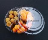 La Chine fournisseur Costumized en plastique clair le conditionnement sous blister Fruits emballagede détail alimentaire Boîte de benne