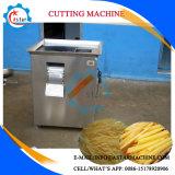 300-500кг/ч имбирь/картофеля/ чеснок машины для нарезки ломтиками (резательное оборудование)