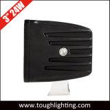 12V 24V 3 дюйма 24W Offroad погрузчик кри светодиодные фонари рабочего освещения