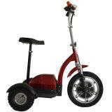 大人500WのFoldable 3つの車輪の電気移動性のスクーター
